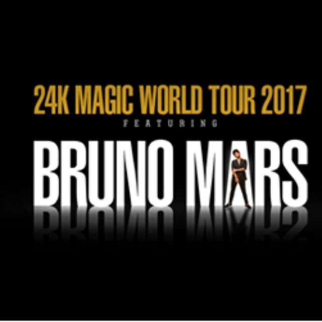 Bruno Mars: The 24K Magic World Tour  in Tampa