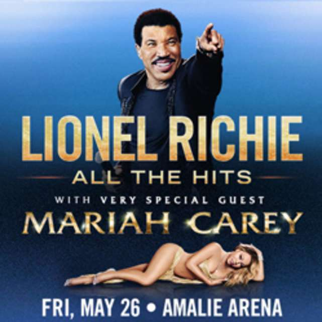 Lionel Richie and very special guest Mariah Carey