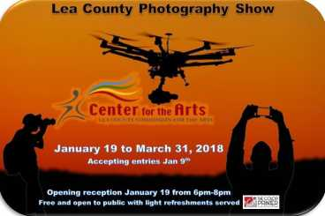 2018 Lea County Photography Show