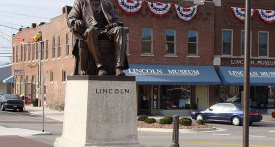 Lincoln Museum in Hodgenville