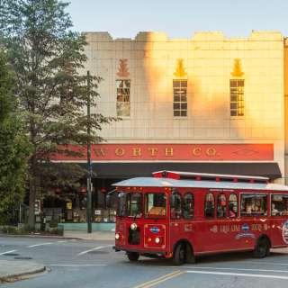 Gray Line Trolley - Comprehensive Hop-On/Hop-Hop Tour of Asheville- Save 20%