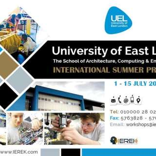 International Summer School / UEL University of East London