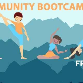Sweat + Soul - Free Community Bootcamp + Yoga | Free