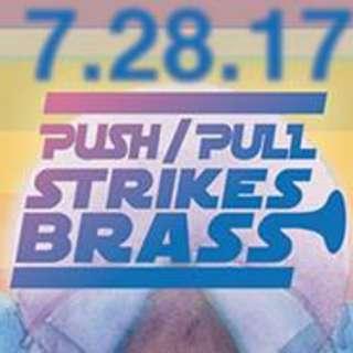 Push/Pull Strikes Brass at Salvage Station