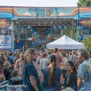 Downtown After 5 Presented by Prestige Subaru