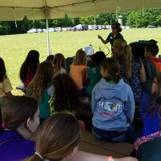 Spring Girl Scout Day & Campout
