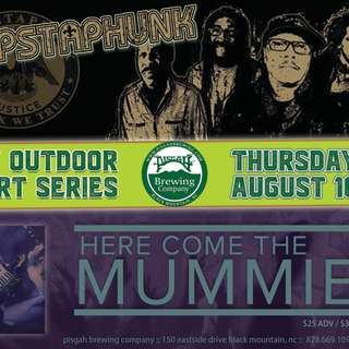 Dumpstaphunk + Here Come The Mummies