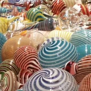 Live Holiday Glassblowing Demos