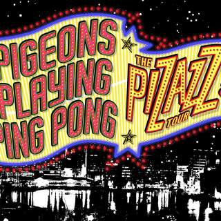 Pigeons Playing Ping Pong w/ Famingosis   Indoor Show