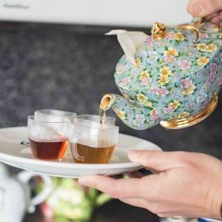 Autumn Harvest Afternoon Tea + Tasting