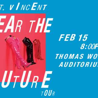 St. Vincent - Fear the Future Tour