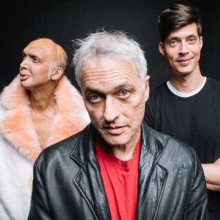 MARC RIBOT'S CERAMIC DOG - RECORD RELEASE SHOW
