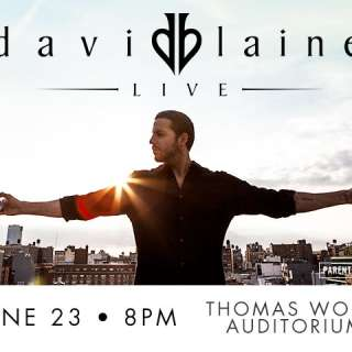David Blaine Live
