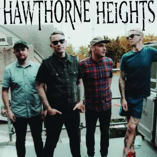 HAWTHORNE HEIGHTS W/LISTENER, HOTEL BOOKS, SIENNA SKIES, HEAVY THINGS