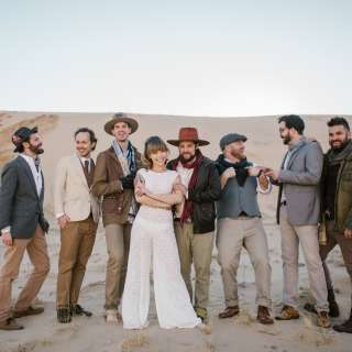 THE DUSTBOWL REVIVAL W/THE LOWEST PAIR