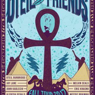 Oteil and Friends Fall Tour 2017   Outdoor Show