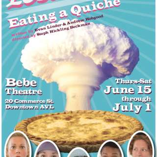 5 Lesbians Eating A Quiche by Evan Linder & Andrew Hobgood
