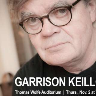 Garrison Keillor: Just Passing Through