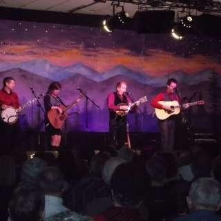 23rd Annual Bluegrass First Class Festival
