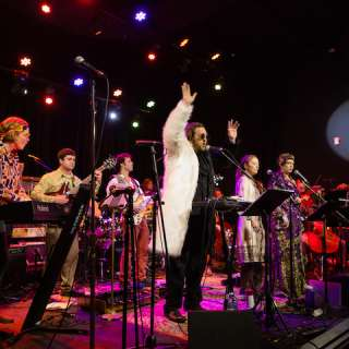 Asheville Music School Performing The Beatles' Sgt. Pepper's Lonely Hearts Club Band Live