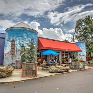 Asheville Brewing Company Comedy Month