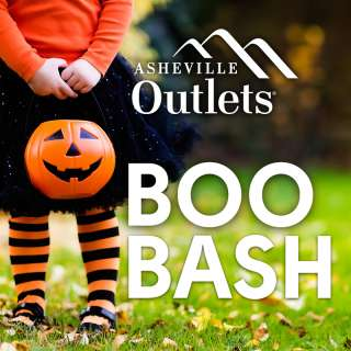 BOO BASH at ASHEVILLE OUTLETS