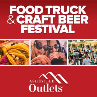 Food Truck & Craft Beer Festival at Asheville Outlets