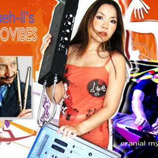 Aussie-Singapore theremin-synthesist, Shueh-li Ong & Xenovibes. With Cranial Mythos.