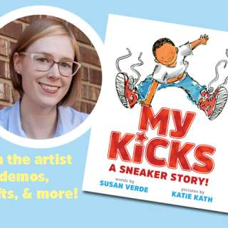 """My Kicks: A Sneaker Story"" Picture Book Launch"