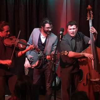 Tuesday Bluegrass Sessions hosted by the Holly Hill Ramblers