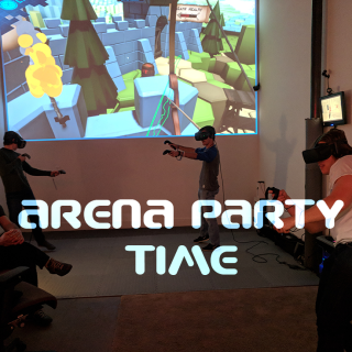 Party Package (up to 20 players)