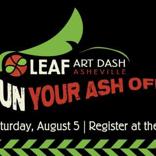 LEAF Art Dash 5k
