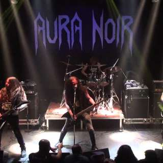 The Plague Of Man Presents: Aura Noir, Mutilation Rites, Shadow Of The Destroyer, Black Mountain Hunger