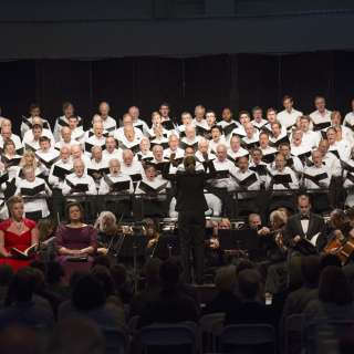 Berkshire Choral International presents MOZART:  Great Mass in C minor and Choruses from Idomeneo conducted by Erin Freeman
