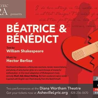 Asheville Lyric Opera presents Béatrice et Bénédict