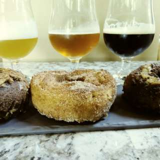 Doughnuts and Beer Pairing