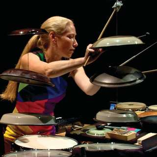 """Bonnie Whiting performs 51'15.657"""" for a Speaking Percussionist by John Cage"""