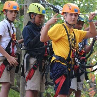 Save 10% at Asheville Treetops Adventure Park