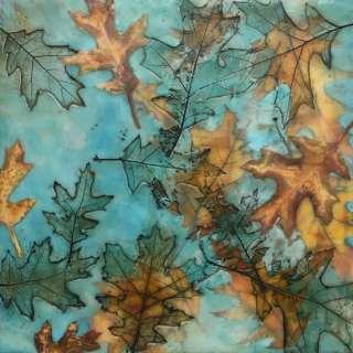 Nature Printing with Encaustic with Bridget Benton, Aug 18 & 19