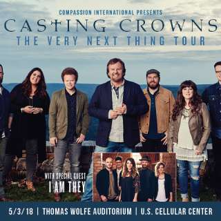 Casting Crowns: The Very Next Thing Tour