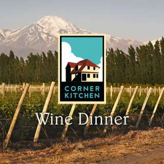 Argentinian Wine Dinner at Corner Kitchen