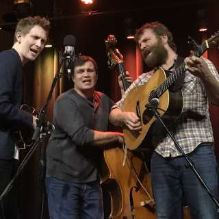 Tuesday Bluegrass Sessions hosted by Caleb Hanks and Friends