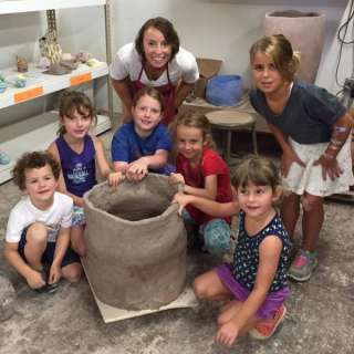 ODYSSEY CLAYWORKS KIDS CLAY CAMP