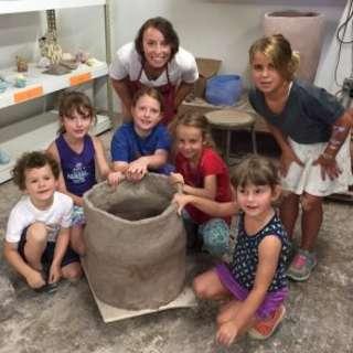 5-Week Class: Let's Build a Fairy House!