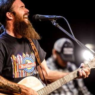 Cody Jinks Live on the Pisgah Brewing Outdoor Stage