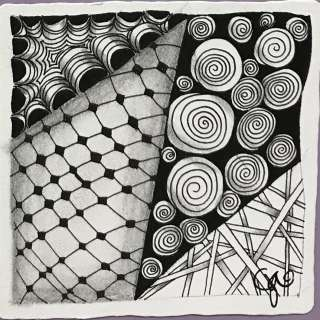 Arts & Crafts Workshop: Introduction to Zentangle®