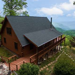 best cabins our tubs north of carolina hot the with one blog deck in