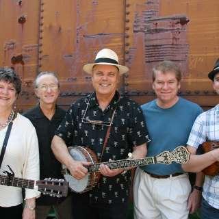 David Holt and the Lightning Bolts at Tweetsie Railroad