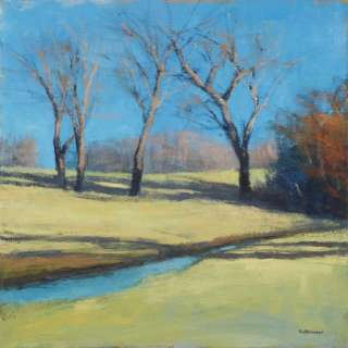 Expressive Paint – exploring the landscape with David Skinner