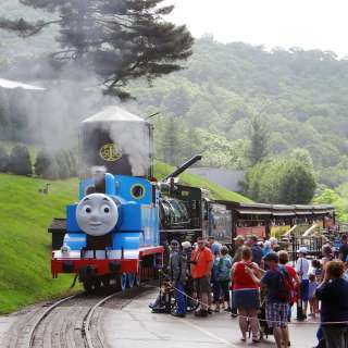 Day Out With Thomas™ at Tweetsie Railroad